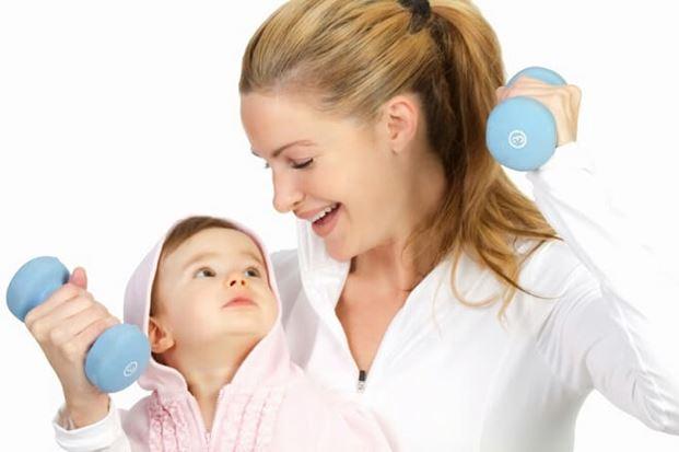 (P) Trucuri pentru recăpătarea siluetei după naștere