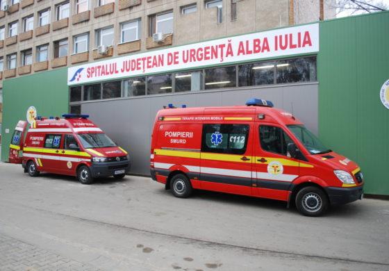 Operații de tiroidă cu aparat modern de neuromonitorizare, la Spitalul Județean de Urgență Alba Iulia