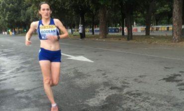 Atleta albaiuiancă, Ana Rodean s-a calificat la Jocurile Olimpice din Brazilia