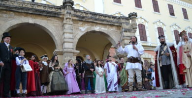 ISU Alba: Recomandări privind respectarea măsurilor de apărare împotriva incendiilor la Noaptea Muzeelor 2018