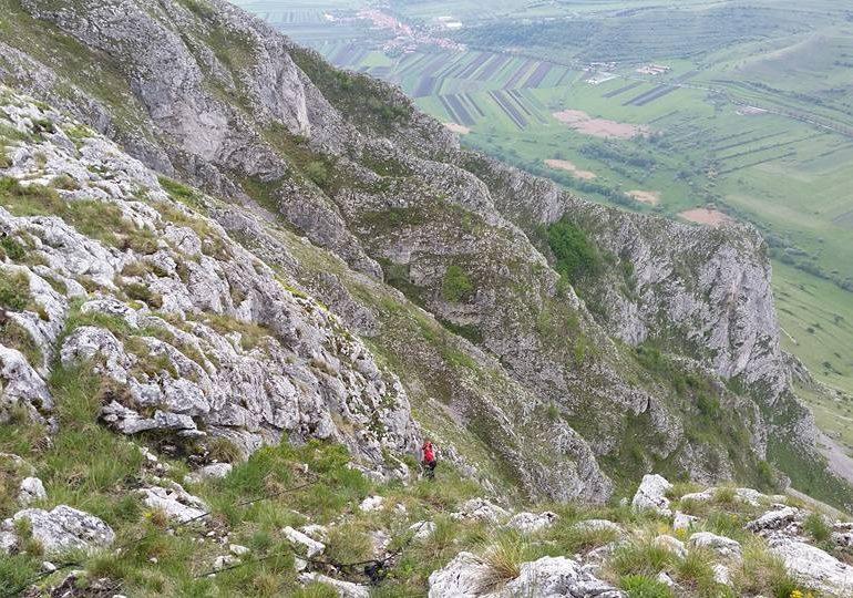Tursit maghiar rătăcit în zona Rimetea, salvat de Salvamont Alba
