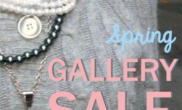 """DUMINICĂ: """"Spring Gallery Sale"""", la Alba Iulia. Strângere de fonduri pentru Asociația Proiectul Viziunea Nevăzătorilor"""