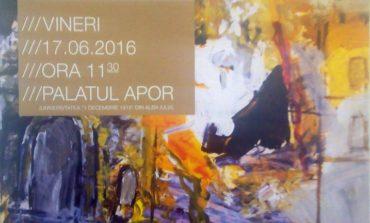 """Astăzi:  Vernisajul expoziției """"Istoria prin artă"""", la Universitatea din Alba Iulia"""