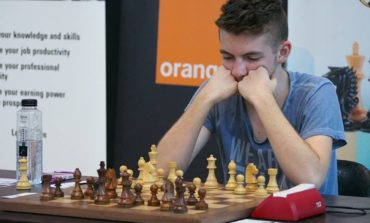 Tânărul șahist albaiulian Mihnea Costachi, pe locul 4 la Openul Internațional al Bulgariei la șah