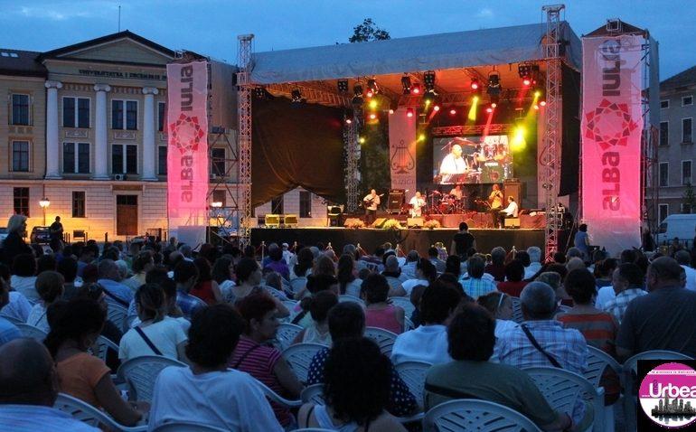 (23-25 IUNIE) Sărbătoarea Muzicii 2017, la Alba Iulia: Trei zile cu spectacole la superlativ. Programul detaliat