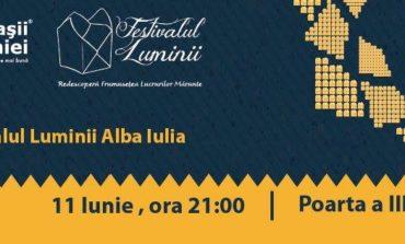 """Sâmbătă: """"Festivalul Luminii"""" de la Alba Iulia. Cercetașii îi așteaptă pe albaiulieni să redescopere frumusețea lucrurilor mărunte"""