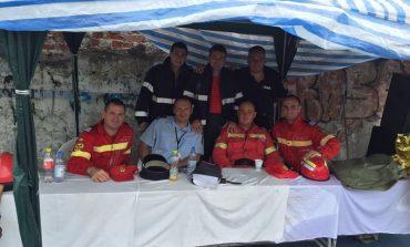 FOTO: Locul I pentru echipa ISU Alba la Competiţia Naţională de Descarcerare şi Prim Ajutor Calificat