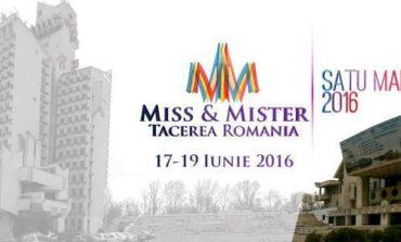 FOTO: Trei albaiulieni cu deficiențe de auz, în cursa pentru câştigarea titlurilor de Miss şi Mister Tăcerea 2016