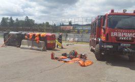 MARŢI: Concursurile Serviciilor Voluntare pentru Situații de Urgență, faza județeană, pe Stadionul Cetate din Alba Iulia