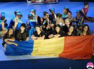 """FOTO: Premii impoartante pentru elevii Școlii de Dans """"Chirilă"""" din Alba Iulia, pe podium la Campionatele Europene de Dans şi Cântec din Slovacia"""