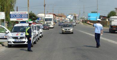 Tânăr din Sibiu, cercetat de polițiștii din Blaj pentru conducere fără permis