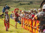 FOTO: Garda Apulum a făcut spectacol la Călugăreni