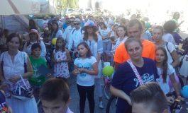 FOTO-VIDEO: Parada Skirt Bike a dat culoare Cetății din Alba Iulia