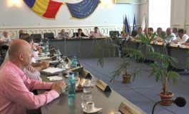 JOI: Ședință de Consiliu Județean, cu 30 de proiecte pe ordinea de zi