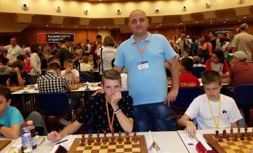 FOTO: Campionatul European de juniori de la Praga – Mihnea Costachi, în lupta pentru un loc fruntaș