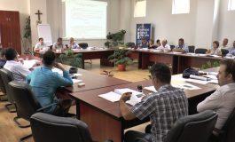 24 martie: Şedinţă la Consiliul Local Alba Iulia. 37 de proiecte pe ordinea de zi