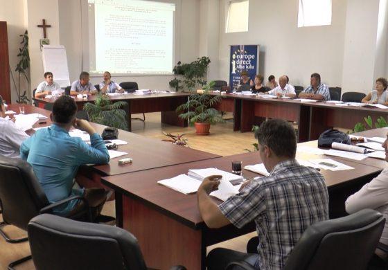 MARȚI: Ședință de Consiliu Local Alba Iulia. Ziua Municipiului și programul de funcționare a Parcului Dendrologic, pe ordinea de zi