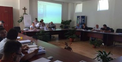 28 aprilie: Şedinţă ordinară la Consiliul Local Alba Iulia. 29 de proiecte pe ordinea de zi
