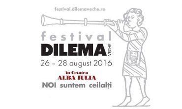 """De vineri, începe Festivalul """"Dilema Veche"""", la Alba Iulia: dialog, multiculturalism, sărbătoare – """"NOI suntem ceilalți"""". Programul complet al evenimentului"""