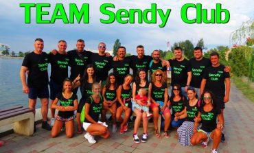 FOTO: Locul 6 pentru echipa Sendy Club la finala națională a competiției Descoperă ROWmania 2016 de la Tulcea