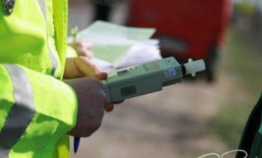 Weekend cu ghinion pentru patru şoferi din Alba: Au fost prinşi conducând sub influenţa băuturilor alcoolice sau fără permis
