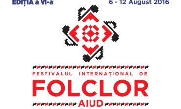 Festivalul Internațional de Folclor Aiud 2016: Peste 300 de invitați din ţară şi străinătate