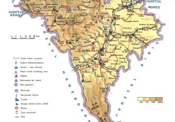 Trei comune din Alba ar putea deveni poli regionali. Planul Guvernului de organizare a zonelor rurale