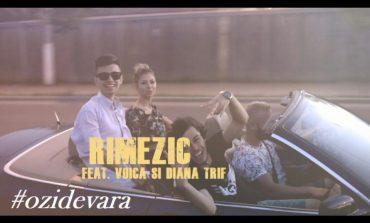 """VIDEO: """"O zi de vară"""", cea mai nouă piesă marca RimeZic, lansată alături de doi tineri din Alba"""