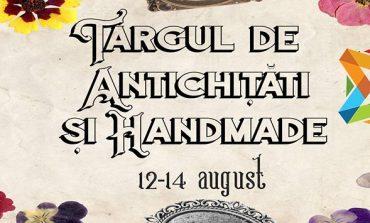 """În weekend: """"Târgul de Handmade și Vintage"""", la Alba Mall. Pasionații de obiecte vechi își pot mări colecțiile"""