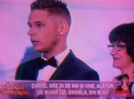 """FOTO-VIDEO: Un tânăr din Blaj își caută jumătatea la """"Mireasă pentru fiul meu"""". Daniel Marius Piu a mers în cel mai mare show matrimonial din România alături de mama lui"""