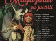 """20 și 21 septembrie: Spectacolul """"Magazinul cu jucării"""", la Teatrul de Păpuși """"Prichindel"""" din Alba Iulia"""