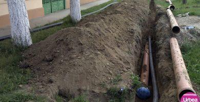 APA CTTA extinde reţeaua de apă şi canalizare în opt localităţi din judeţul Alba