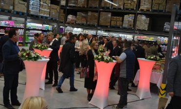 FOTO-VIDEO: Magazinul Selgros își deschide porțile vineri, la Alba Iulia. A fost inaugurat, în prezența oficialităților