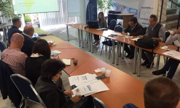 FOTO: Dezbateri pentru elaborarea Concept Note-ului Regional, organizate de ADR Centru