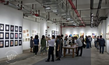FOTO: Tabăra internațională Silk Road din Yinchuan, China. Peste 100 de lucrări de artă românească, expuse de Inter Art Aiud