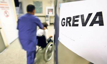 Grevă de avertisment la Spitalul Județean Alba. Cadrele medicale au încetat activitatea pentru o oră