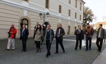 Ambasadori din patru țări europene au văzut cum s-au cheltuit banii europeni în Alba