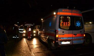 UPDATE: Accident mortal pe A1, între Sebeș și Orăștie. O tânără din Zlatna și-a pierdut viața, iar băiatul care era conducea se află în spital
