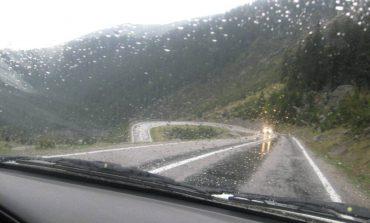 IPJ Alba: Atenţionări pentru şoferi în condiţii meteo nefavorabile