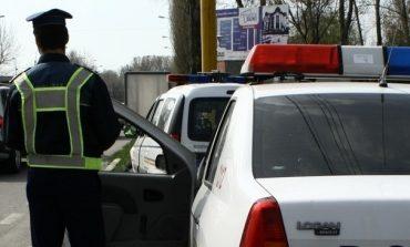 Accident rutier lângă Blaj: Două persoane rănite după ce un autoturism s-a răsturnat