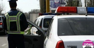 Șofer din Blaj prins cu viteză excesivă și cu permisul suspendat
