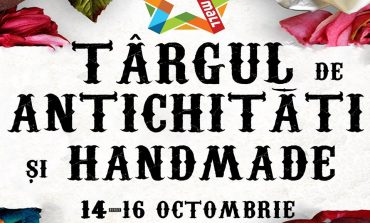 14-16 octombrie: Albaiulienii sunt așteptați să se întoarcă în trecut la Târgul de Handmade și Vintage, de la Alba Mall
