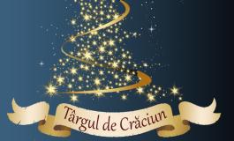 Luni, la Aiud, se deschide Târgul de Crăciun: Patinoar și concerte de colinde