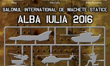 Marți: Muzeul Național al Unirii din Alba Iulia prezintă Salonul internațional de machete statice 2016