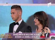 """VIDEO: Daniel Marius Piu, tânărul din Blaj care își căuta jumătatea la """"Mireasă pentru fiul meu"""", a părăsit competiția"""