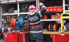 Două autospeciale de stins incendii vor ajunge la Cetatea de Baltă şi Cenade