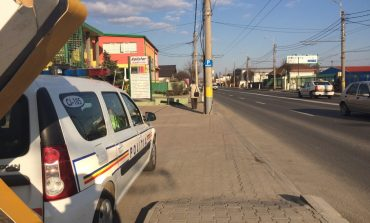 Peste 130 de şoferi care au uitat piciorul pe acceleraţie, amendaţi de poliţiştii din Alba, într-o singură zi