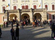 Peste 9.000 de vizitatori au trecut pragul Muzeului Național al Unirii din Alba Iulia, de 1 Decembrie