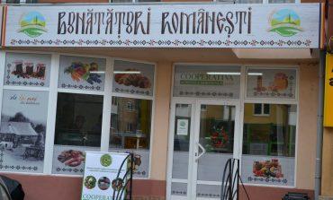 """FOTO-VIDEO: """"Bunătăţuri Româneşti"""", primul magazin cu produse tradiţionale româneşti din Alba Iulia îşi aşteaptă deja clienţii"""