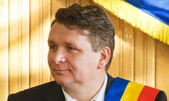 Mesajul primarului Municipiului Sebeș, Dorin Nistor, prilejuit de Ziua Națională a României